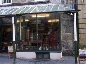 Photo of shop front